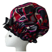 XL Ladies Shower Cap - Funky Gal