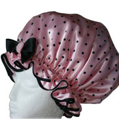 XL Ladies Shower Cap - Dottie