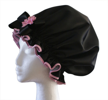 XL - DESIGN YOUR OWN Ladies Shower Cap
