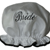 Bride Shower Cap